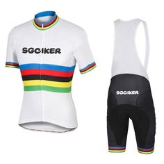2017 peter sagan white champion cycling jersey Bicycle maillot MTB Short sleeve quick dry bike clothing 3D GEL pad Ropa Ciclismo #Affiliate