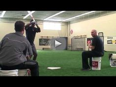 Ripken Baseball Hitting Tip - Soft Toss from Behind - Anytime you put a bat in your hand, and there is a ball, you're working on hand-eye coordination. In this baseball instructional video, Bill Ripken shares a simple yet effective hitting drill straight from The Ripken Way library.  How good is your hand-eye coordination? What if the pitch was coming from behind you? Move the soft tosser behind your hitters to enforce quick hands and improve hand-eye coordination.  For more baseball tips…