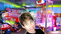 DESTROYING THE GAMES FOR ARCADE TICKETS! | ARCADE NERD | MATT3756 https://www.youtube.com/watch?v=kQs37HJTtdY Let's play games and win arcade tickets! I destroy the games in this arcade nerd winning tons of arcade tickets from jackpots! I play games at the Zone 28 arcade such as Monster Drop, Tower of Tickets, Crank It, Fish Bowl Frenzy, and more! These are skill games and winning arcade tickets from them gets easier with practice! Some are also luck but hopefully it's on my side to win…
