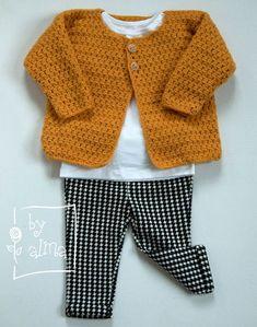 Babyvestje Haken Haken Kinderen Crochet Baby Crochet En Baby