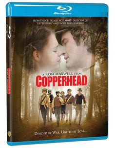Divided By War, United By Love. The latest Civil War film by #Gettysburg and #GodsAndGenerals director Ron Maxwell comes home on Blu-ray™. Own #Copperhead today: http://www.wbshop.com/product/copperhead+%28bd%29+blu-ray+1000462511.do?ref=FBCOPPERHEAD&utm_source=facebook&utm_medium=referral&utm_campaign=FBCOPPERHEAD