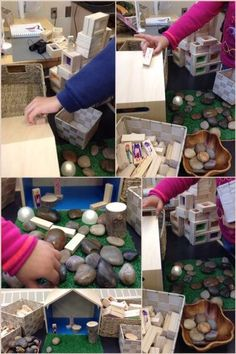 Via @ChapmanKs DIY window blocks as loose parts play.