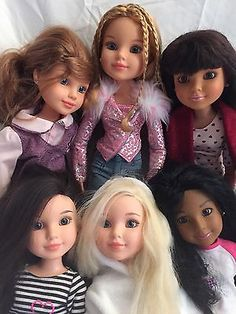 Best-Friends-Club-Dolls-BFC-Ink-Britt-Elsa-Addison-Gianna-Kaitlin-Calista