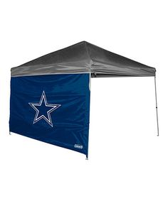 Loving this Dallas Cowboys Canopy Wall on #zulily! #zulilyfinds