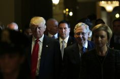 Trump, McConnell, and the Triumph of the Will to Power