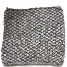 Knitting Explanation Of Stitches : 1000+ images about Knitting seed stitch on Pinterest Seed stitch, Cowls and...