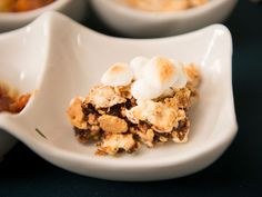 Campfire S'mores recipe from Stacey Poon-Kinney via Food Network