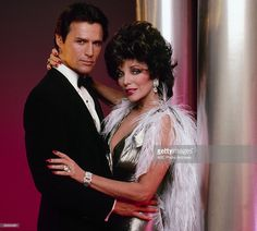 Joan Collins, Dynasty Tv Show, Alexis Carrington, Der Denver Clan, Abc Photo, 80s Tv, Tv Soap, Joan Crawford, Photo Archive