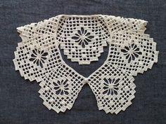 レース編み*つけ襟