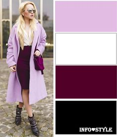 Best Ideas For Fashion Trends Winter Colour Colour Combinations Fashion, Color Combinations For Clothes, Fashion Colours, Colorful Fashion, Color Combos, Color Schemes, Fall Outfits, Fashion Outfits, Fashion Trends