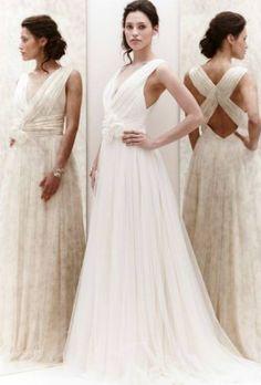 vestidos de chiffon - Buscar con Google