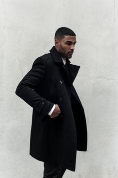 cool Die heißesten Frisur Trends für Black Men