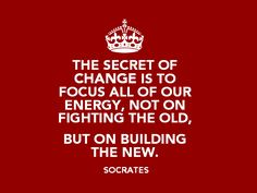 Motivational Quote for Change Agents