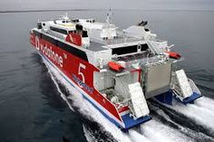 Hellenic Sea Ways catamaran Highspeed 5 - chosen by  www.oiamansion.com