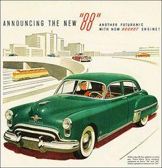 Oldsmobile 1949