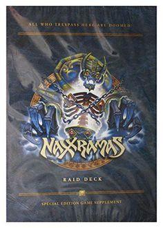 World of Warcraft TCG WoW Trading Card Game Naxxramas Raid Deck