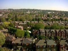 """""""Lovely smouldering day in West Hampstead"""" with views to the Heath (via - doesn't this just look divine? Jubilee Line, North London, Great Restaurants, Great Britain, United Kingdom, Scotland, Highlights, England, Tours"""