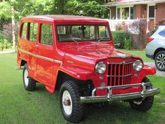 1961 Willys Station Wagon - photo submitted by Geoff Eichleay