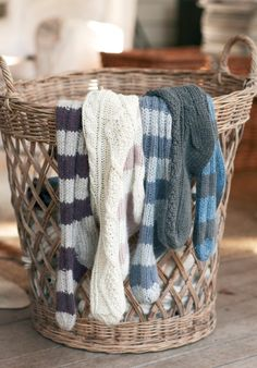Snuggle up socks