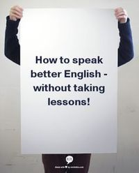 You don't need to take classes englishto speak better English. Here are 33 ways you can improve your spoken English by yourself. The Words, Better English, Le Social, Assistant Principal, Writing Quotes, English Lessons, Gcse English, English Vocabulary, Inspire Quotes