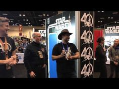 Hasbro's Admiral Thrawn Black Series Reveal at Star Wars Celebration - YouTube