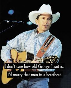 """George Harvey Strait is an American country music singer, actor, and music producer. Strait is referred to as the """"King of Country"""" and has been called a living legend by some critics."""