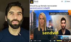 'I don't respect female journalists. Interview denied': 'Pro-rape' US pick-up artist causes outrage in Australia - and now he wants to bring his vile views to Britain | Daily Mail Online