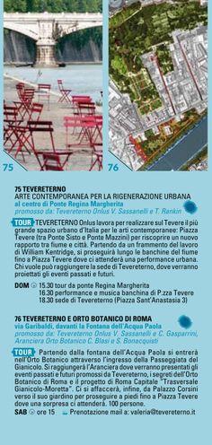 Itinerario Tevereterno