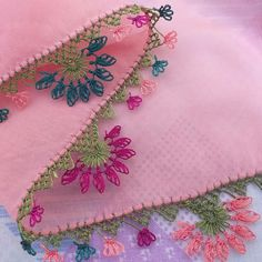 Thread Art, Needle And Thread, Lace Making, Hey Girl, Baby Knitting Patterns, Diy And Crafts, Crochet, Youtube, Instagram