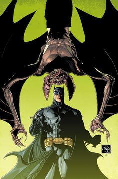 BATMAN: THE DARK KNIGHT #28 Written by GREGG HURWITZ Art and cover by ETHAN VAN SCIVER