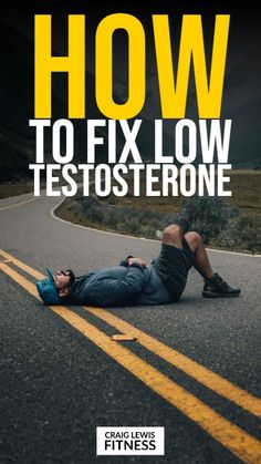 Low testosterone? Start with your diet. Get rid of all the foods that actively disrupt your low testosterone levels! You can do more with your lifestyle as well - click to read this post in more detail. Increase Testosterone Naturally, Increase Testosterone Levels, Boost Testosterone, Testosterone Boosting Foods, Low Testosterone Symptoms, Natural Testosterone, Weight Loss For Men, Lose Weight In A Week, Weight Loss Tips