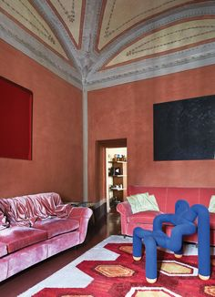 DREAM HOUSE As the architect for Prada's stores, Roberto Baciocchi created an elegant, clean-lined aesthetic. But at home in Tuscany, idiosyncrasy reigns.