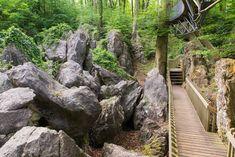 Zauberhaft mystisch – Das Felsenmeer Hemer – lichtwolken