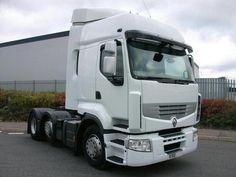 RENAULT PREMIUM 460dxi 6x2 Diesel - http://tractorsforsales.com/renault-premium-460dxi-6x2-diesel/
