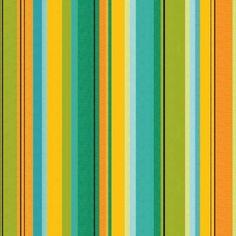 Tissu coton enduit - Tissu au mètre antitache - 155cm - Irouleguy - bayadère