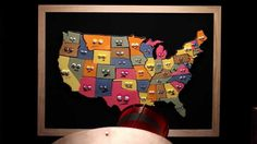 States and Capitals - May not be the best way to learn them, but the song is funny and the beat is catchy.