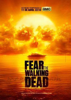 Fear The Walking Dead: ¡Llega la segunda temporada!