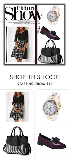 """ROSEGAL 55"" by maja9888 ❤ liked on Polyvore featuring SANCHEZ and vintage"
