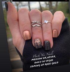 Fall Nail Art Designs, Gel Nail Designs, Nail Color Combos, Nail Colors, Get Nails, How To Do Nails, Sassy Nails, Nail Envy, Hair Skin Nails