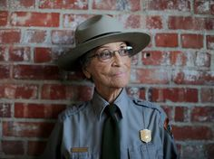 Meet the 94-year-old park ranger who works full-time and never wants to retire