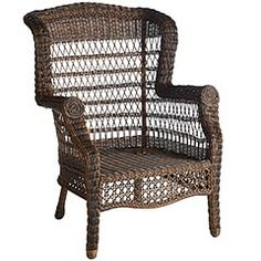 Pier 1 Sunset Pier Outdoor Deluxe Chair ~ These Chairs would be a great addition to my patio.