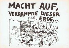 Gerhard Seyfried: Macht auf, Verdammte dieser Erde