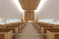church by jm architecture