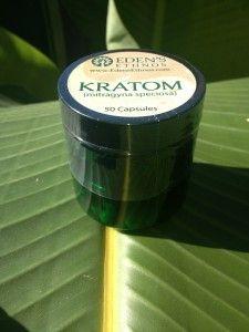Kratom - Resin Bali Extrakt