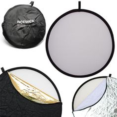 Neewer 110CM 43-Inch 5-in-1 Collapsible Multi-Disc Light Reflector Neewer
