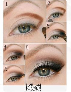Easy Smokey Eye