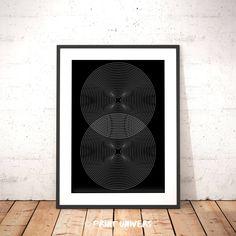 Ich freue mich, den jüngsten Neuzugang in meinem #etsy-Shop vorzustellen: Printable Wall Art, Spheres, Black n White Poster, Digital Download, Digital Art Print, Minima Poster, Wall Decoration, Designer Poster http://etsy.me/2FqE7HD #kunst #drucke #digital #printablewa