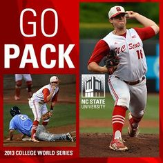 Nothing can be better than beating UNC in the College World Series! Go Pack!