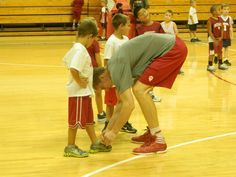"""Love it!  This kid will always be able to say, """"Cody Zeller tied my shoe once."""""""