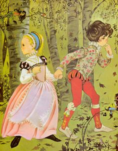 my vintage book collection (in blog form).: In the shop.... Dean's A Book of Fairy Tales - illustrated by Janet and Anne Grahame Johnstone